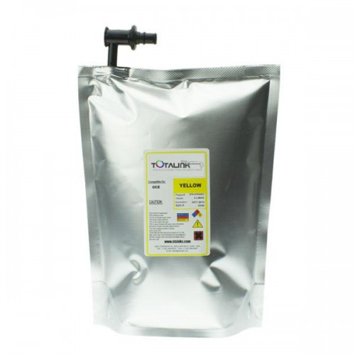 Encre compatible Oce Arizona 200/250/350 GT Jaune